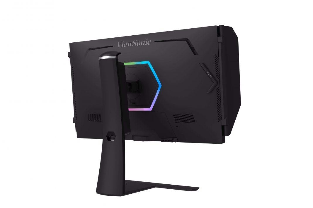 ViewSonic ELITE Gaming con G-SYNC IPS Nano Color