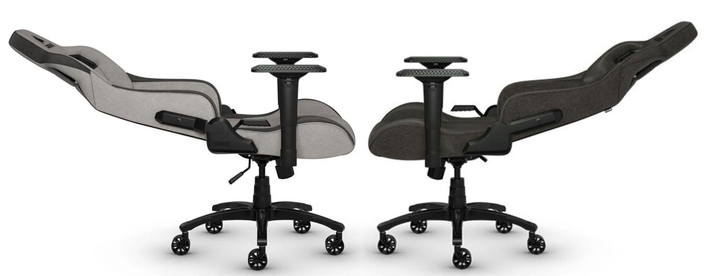 CORSAIR T3 RUSH Nuevas sillas de escritorio premium