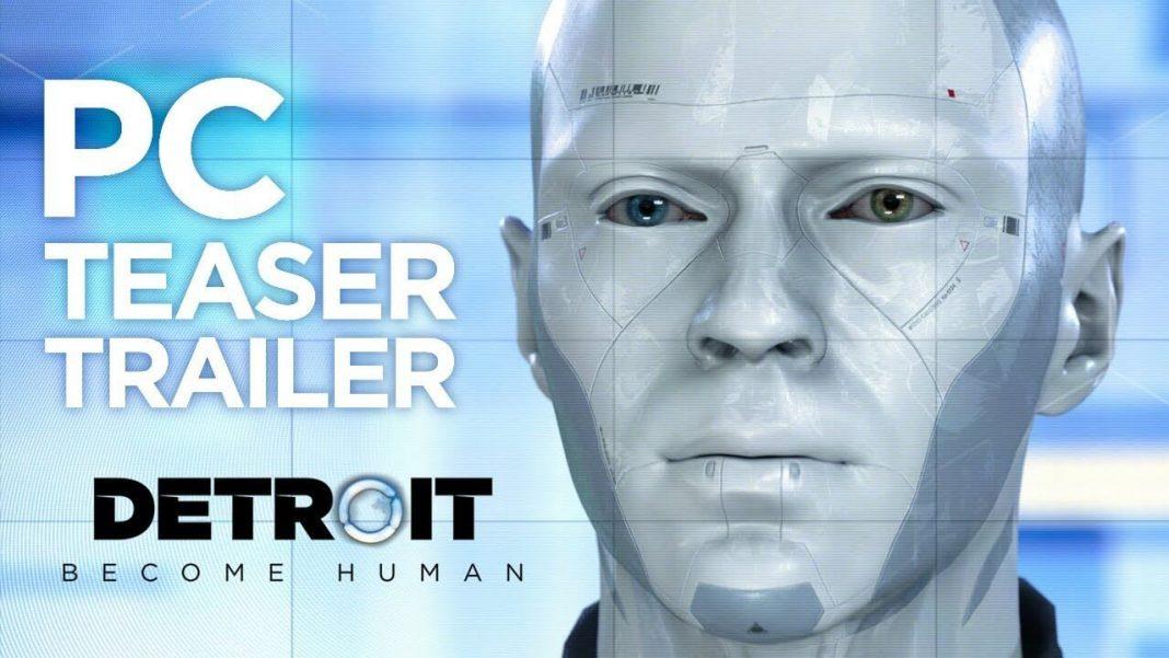 Detroit: Become Human llegará a PC el 12 de diciembre
