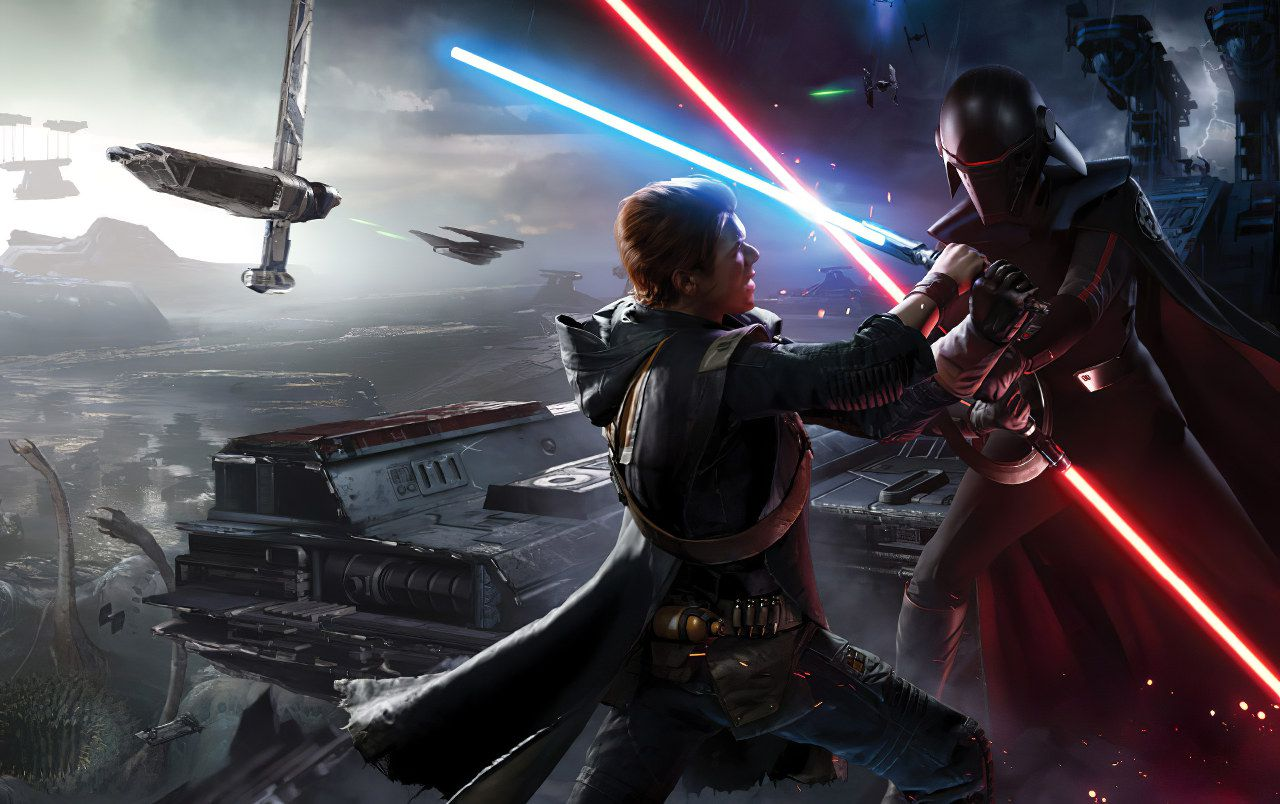 Game Ready para Star Wars Jedi Fallen Order