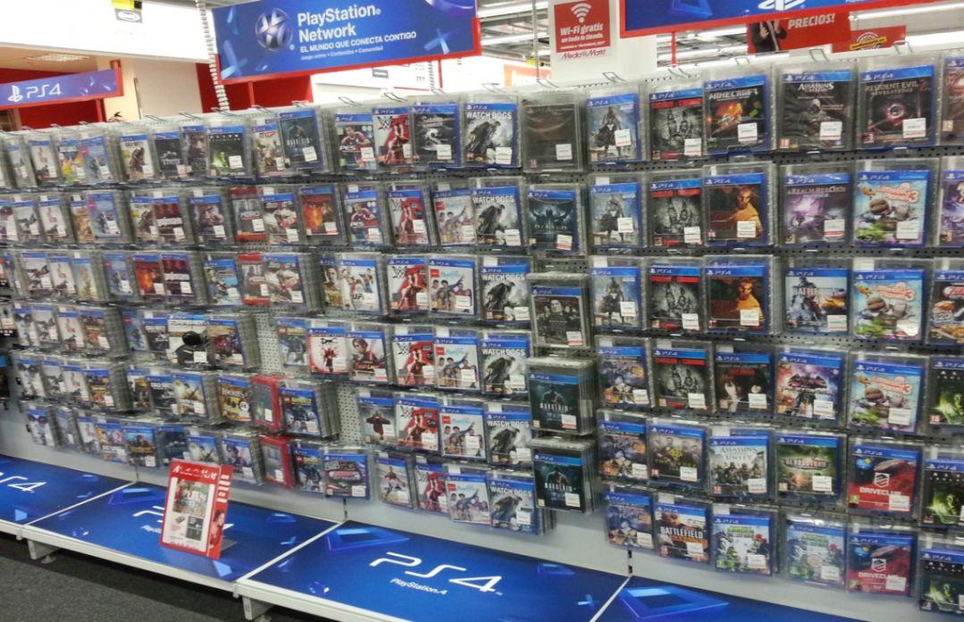 Juegos PS4 oferta Black Friday por menos de 15€