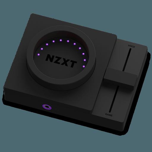 MXER – Estación de control de audio- NZXT revela su nueva línea de audio para gamers