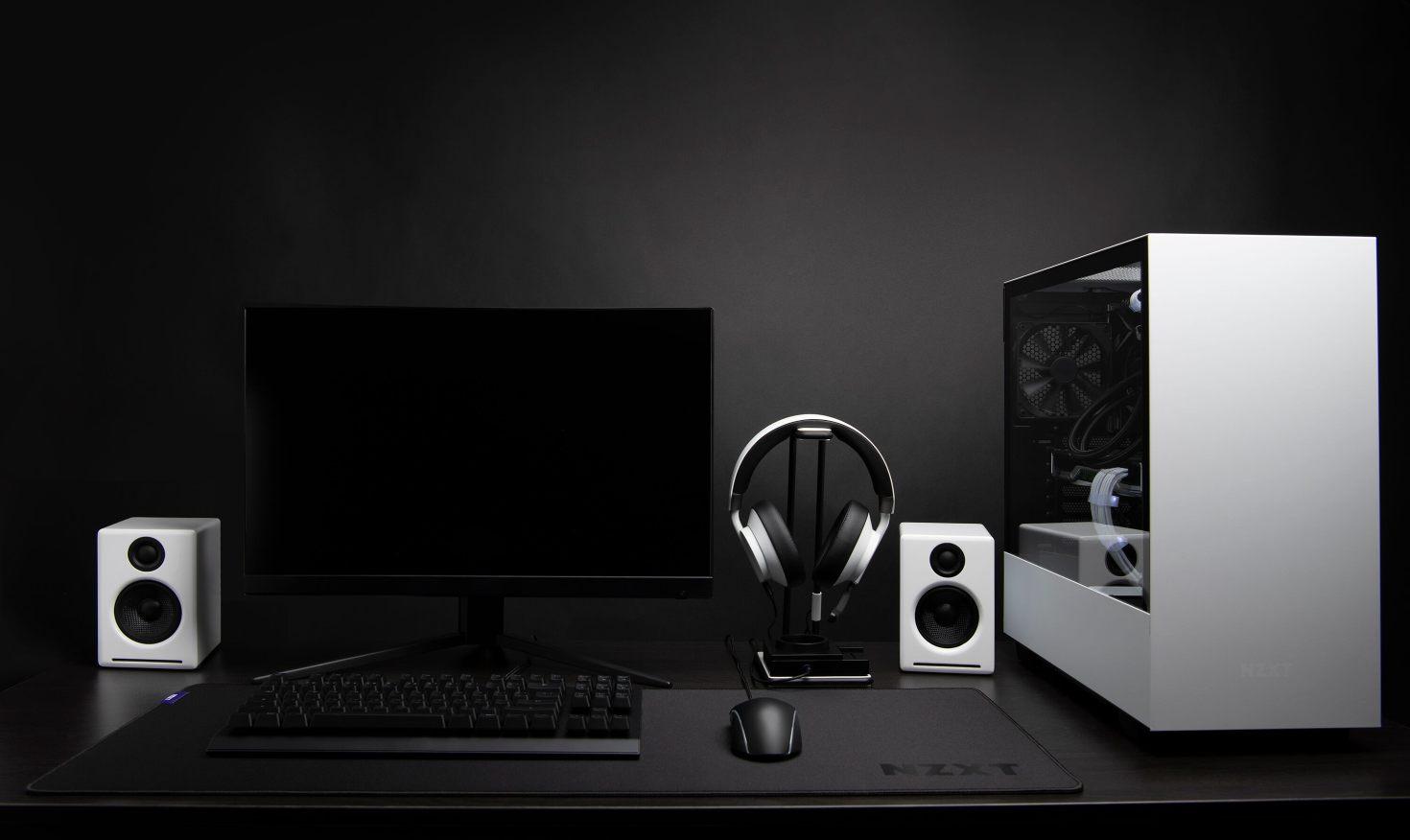 NZXT revela su nueva línea de audio para gamers
