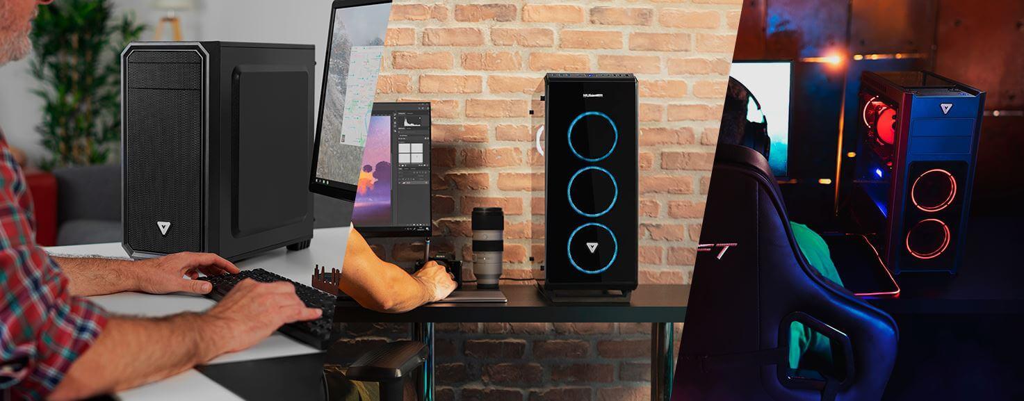 Nace VSPC configuraciones de PC desde solo 299€