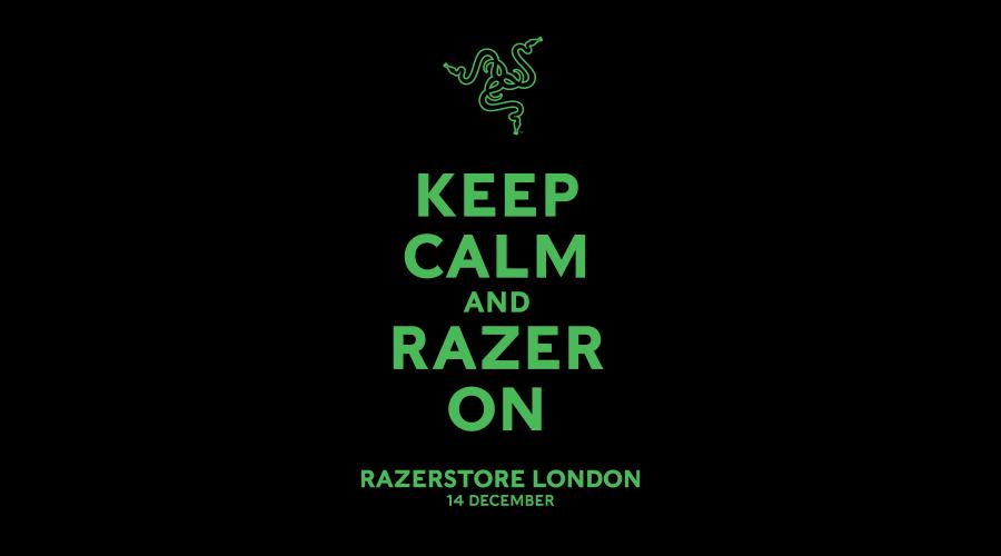 Nueva tienda RazerStore en el corazón de Londres