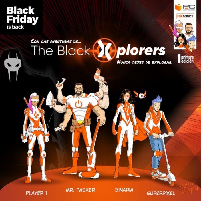 Black Xplorers