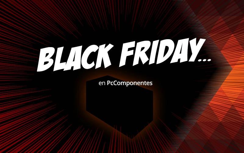 PcComponentes prepara el Black Friday más original y competitivo de su historia
