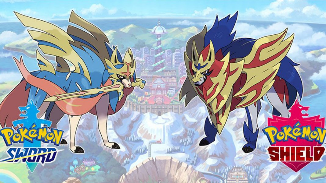 Pokemon Sword y Pokemon Shield
