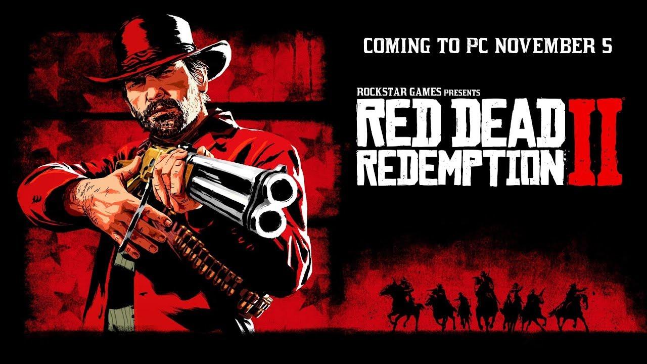 Red Dead Redemption 2 trailer de PC lanzado
