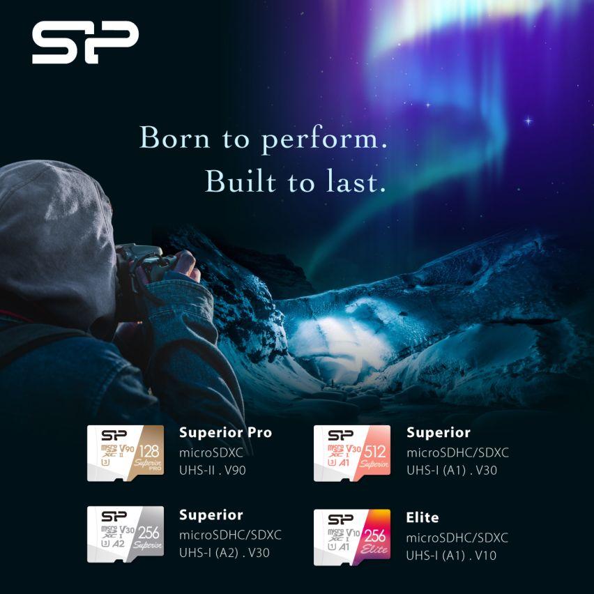 Silicon Power Lanza 4 Nuevas Tarjetas De Memoria