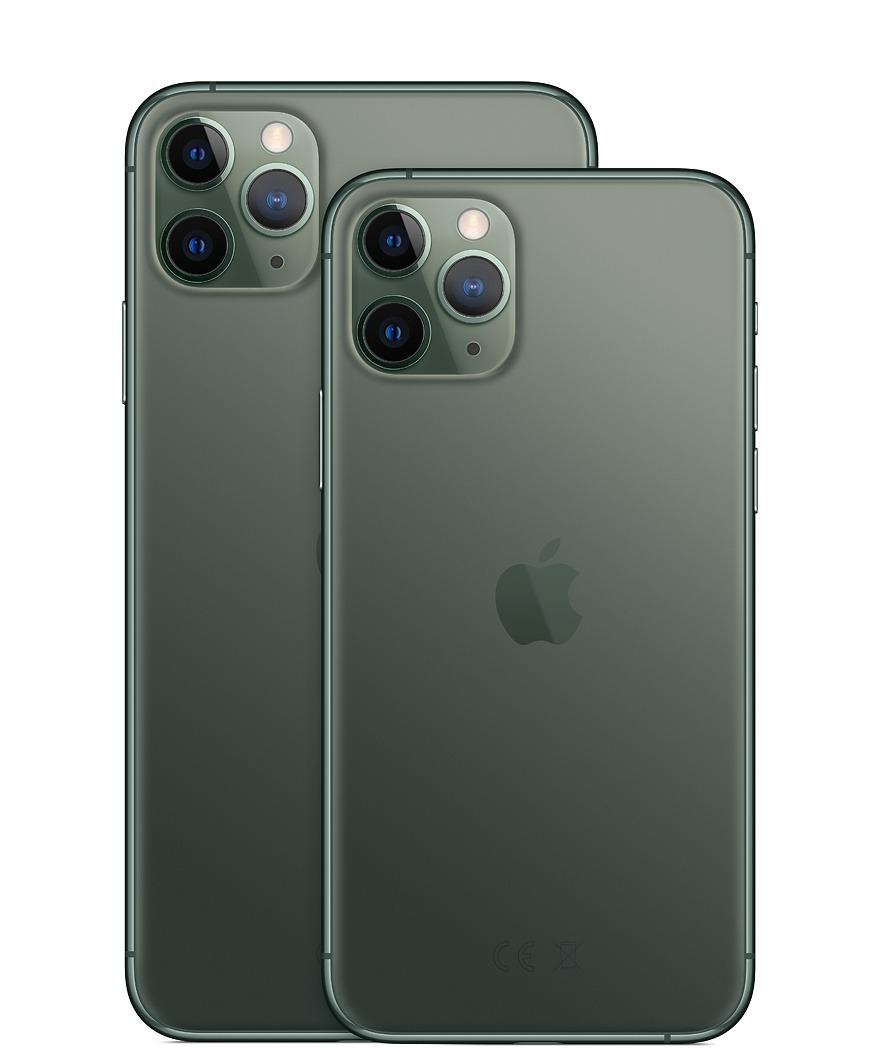 iPhone 11 Pro Max ocupa el tercer lugar en DxOMark