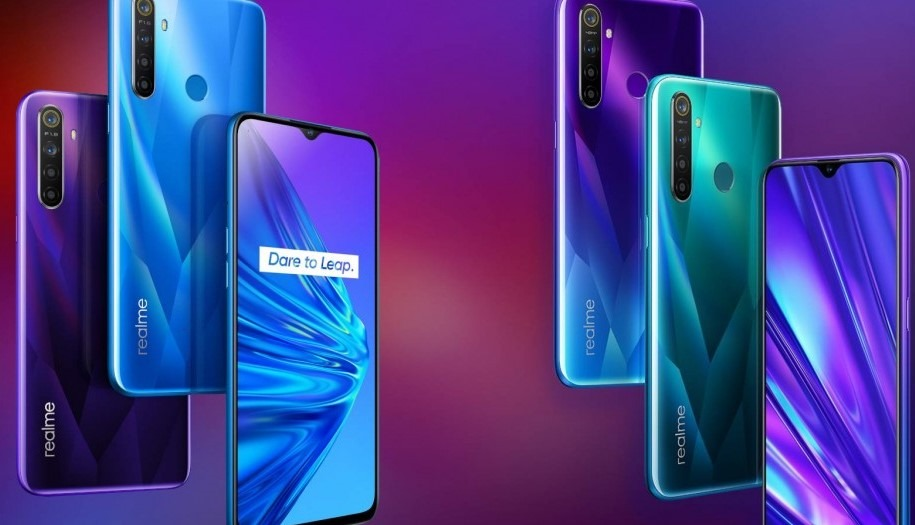 realme 5 y realme 5 Pro oferta especial de Black Friday - realme rompió récords en Black Friday