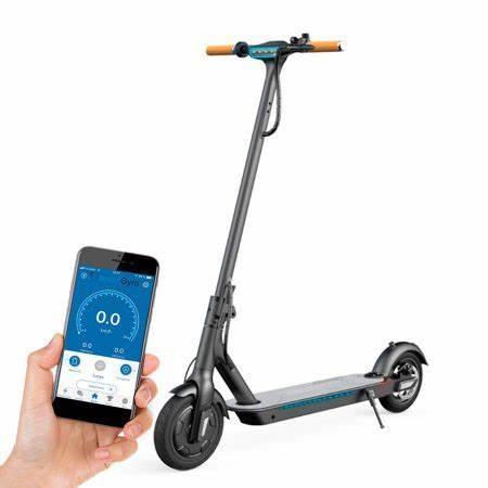 """Nuevo patinete eléctrico con ruedas antipinchazos de 10"""""""