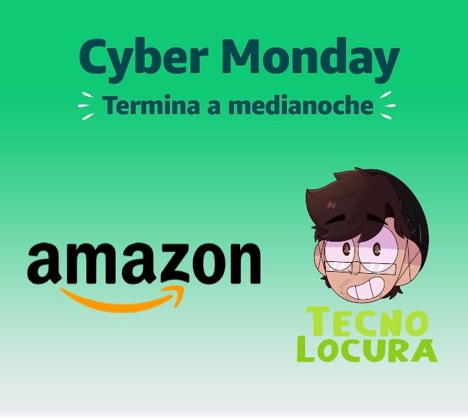 Cyber Monday en Amazon. Las mejores ofertas solo hoy aquí