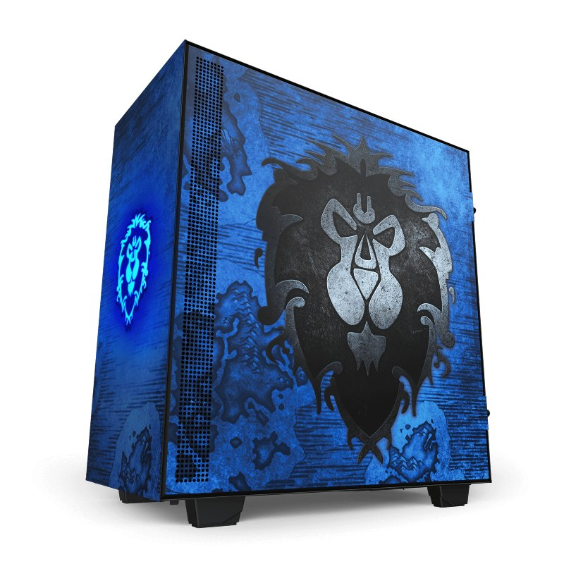 NZXT H510 de World of Warcraft