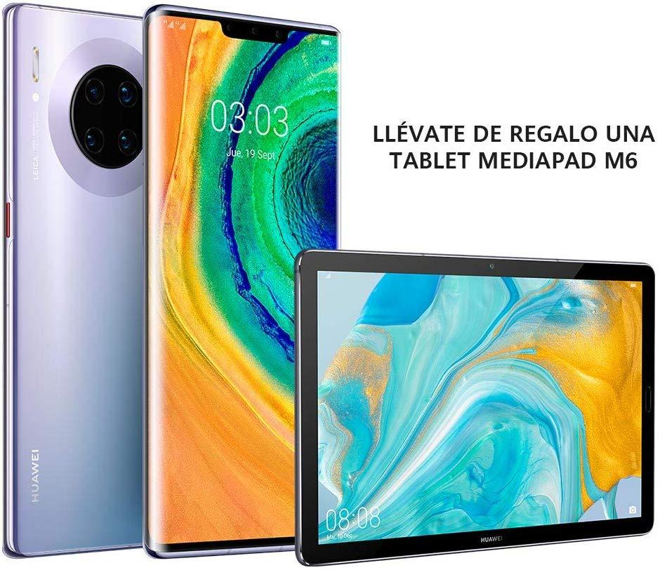 Huawei MediaPad M6 GRATIS con Mate30 Pro