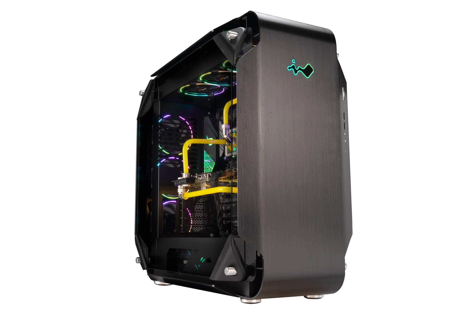 InWin 925 Full Tower, nueva case de la serie Premium 9