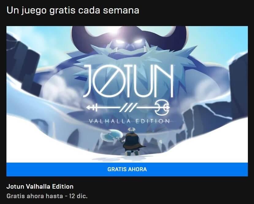 Jotun Valhalla Edition GRATIS hasta el día 12