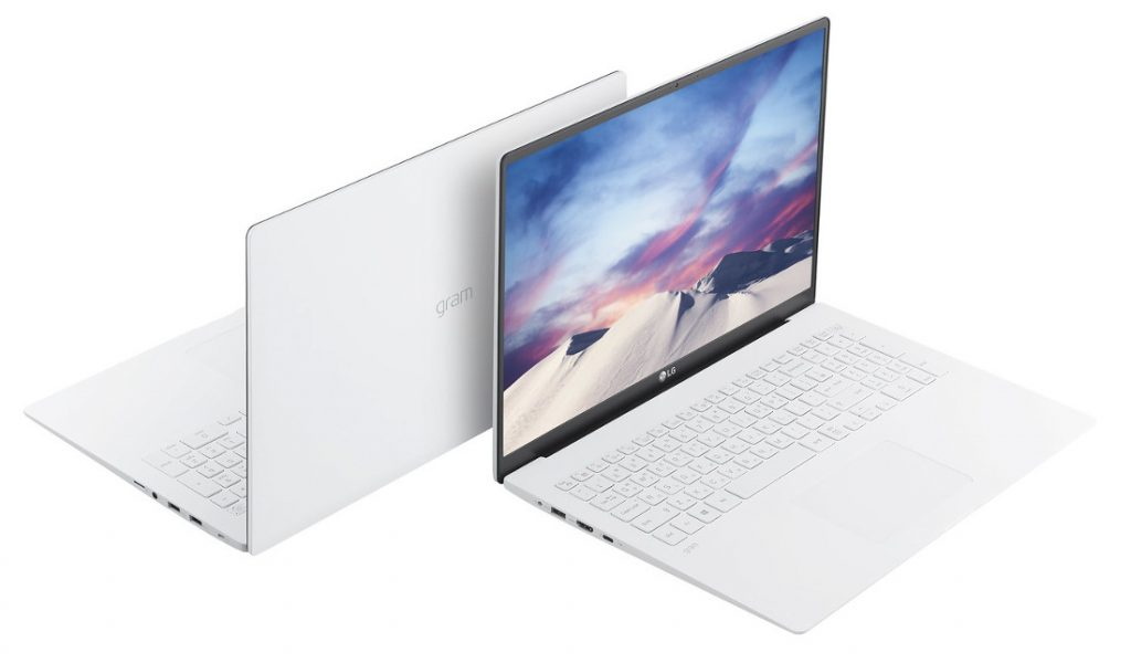 LG Gram 17 2020 con Intel Core de 10a generación y más batería