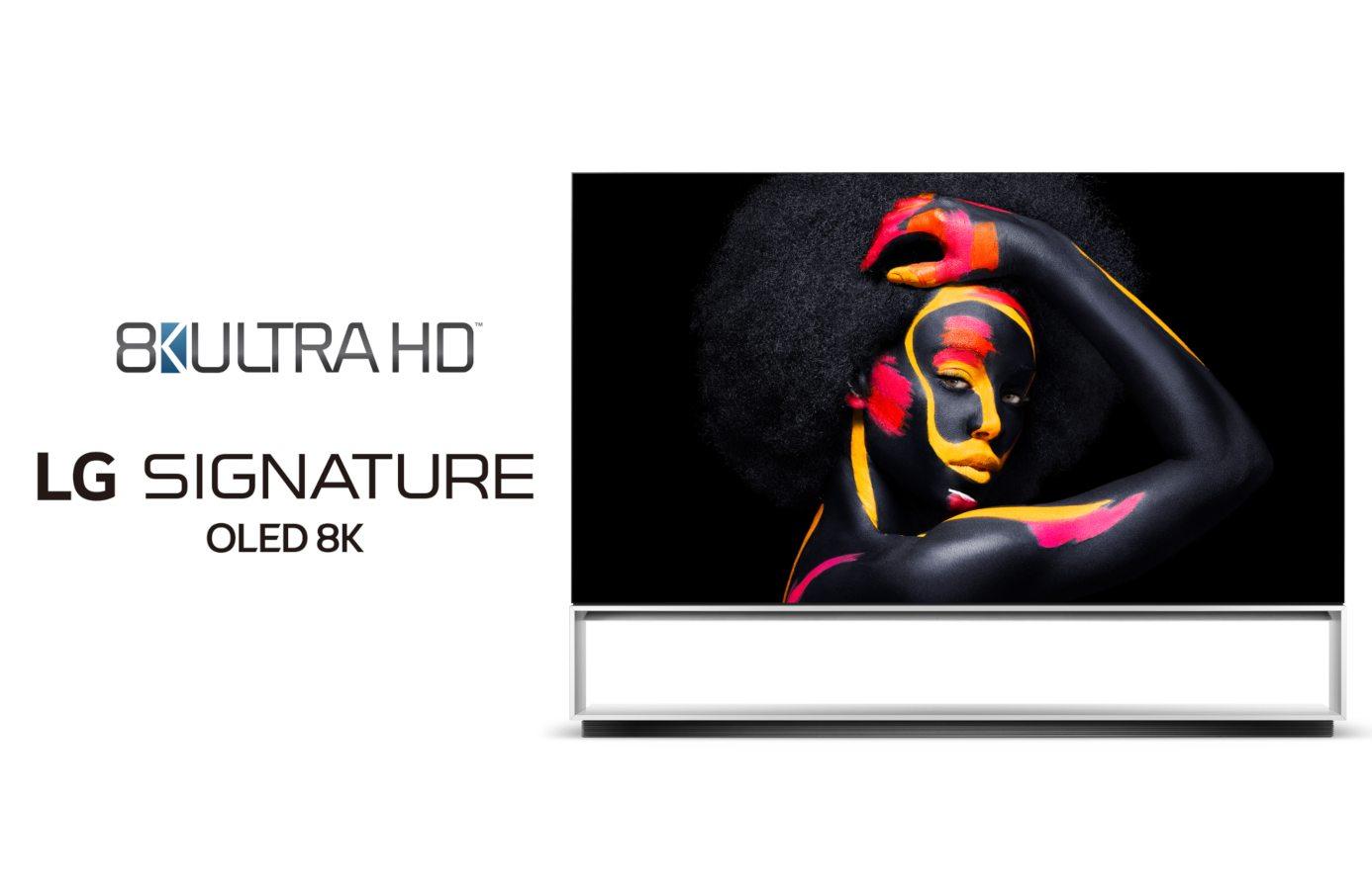 LG INAUGURA LA ERA DEL 8K ULTRA HD