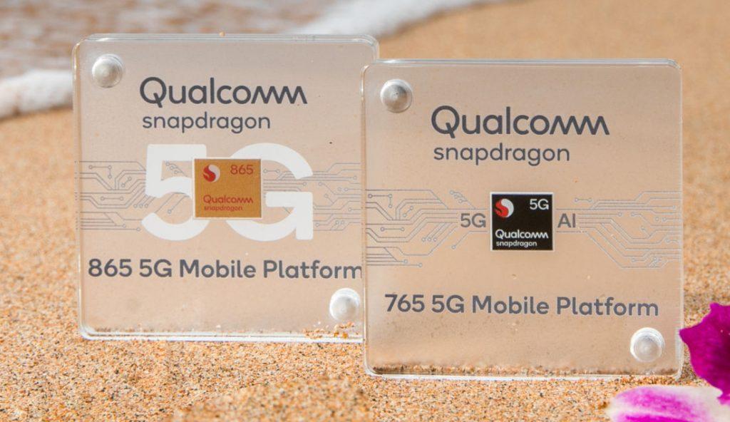 Qualcomm Snapdragon 865, 765 y 765G 5G: Los procesadores del 2020