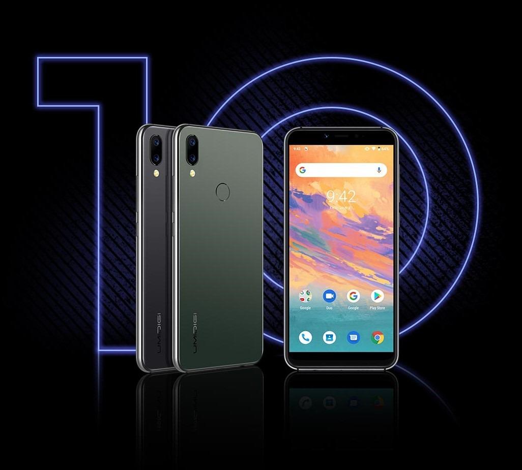 UMIDIGI A3S, el smartphone más barato con Android 10