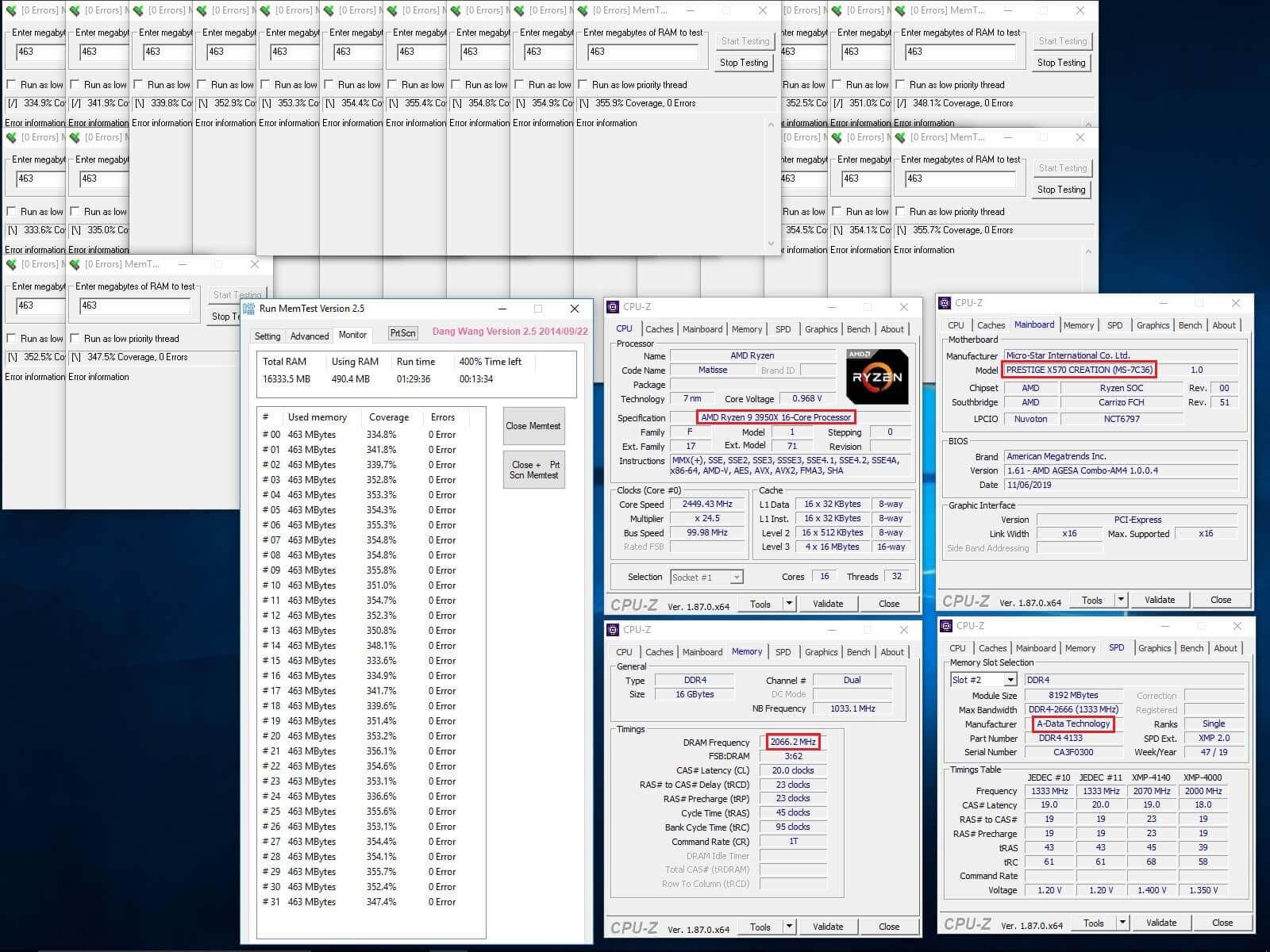 ADATA y XPG DDR4