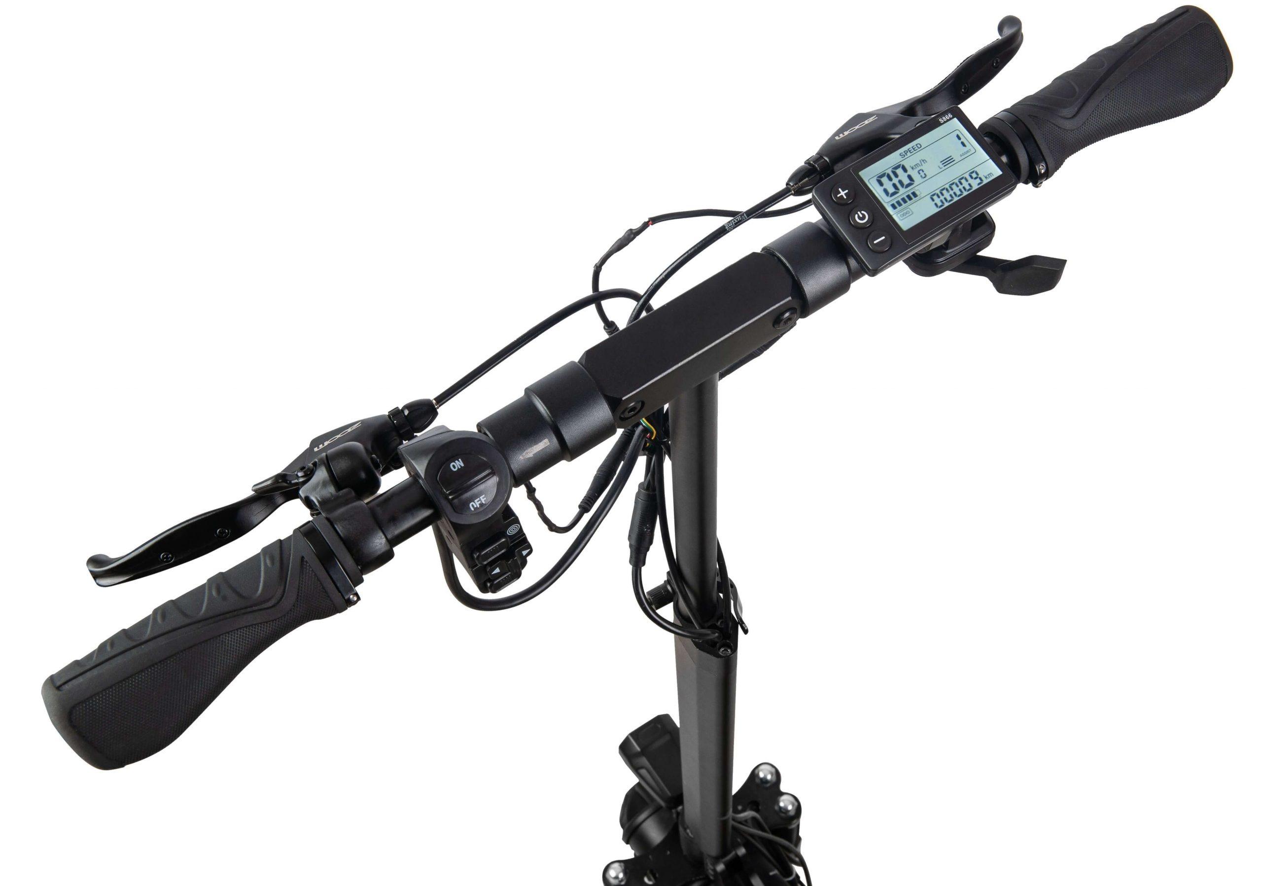 smartGyro CrossOver X2 con doble tracción y doble suspensión