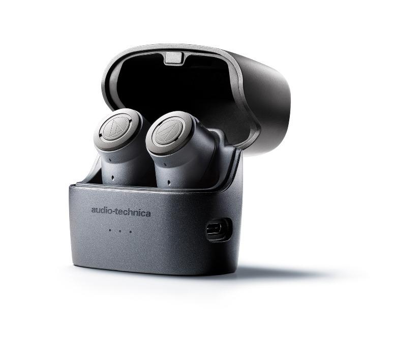 Auriculares intraurales con cancelación de ruido de Audio-Technica