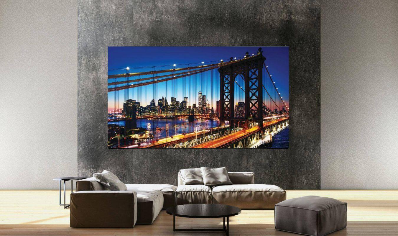 MicroLED, QLED 8K y Lifestyle es lo nuevo de Samsung en TV