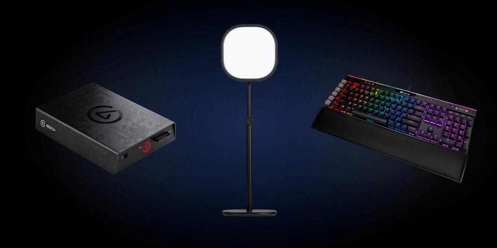 Elgato 4K60 S+ y Key Light Air debutan junto con más novedades