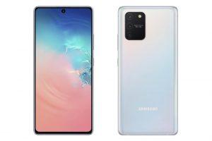 Galaxy S10 Lite y Galaxy Note 10 Lite