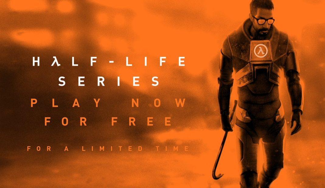 Half-Life Saga GRATIS durante 2 meses