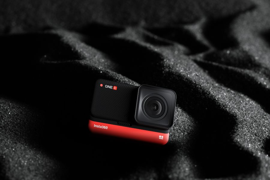 Insta360 ONE R Twin Edition, la cámara transformer