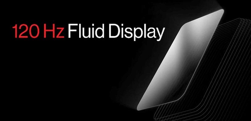 OnePlus Fluid Display
