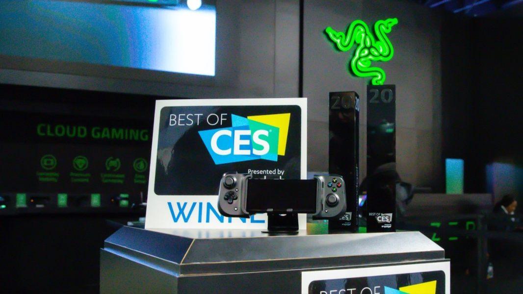 Razer gana dos premios BEST OF CES