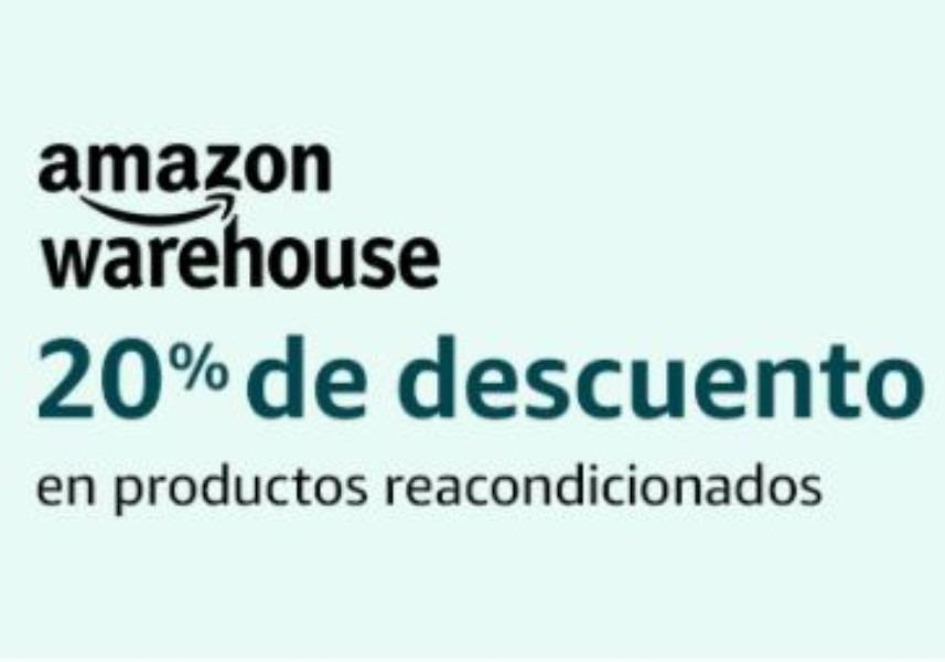 Reacondicionados Amazon - tecnolocura