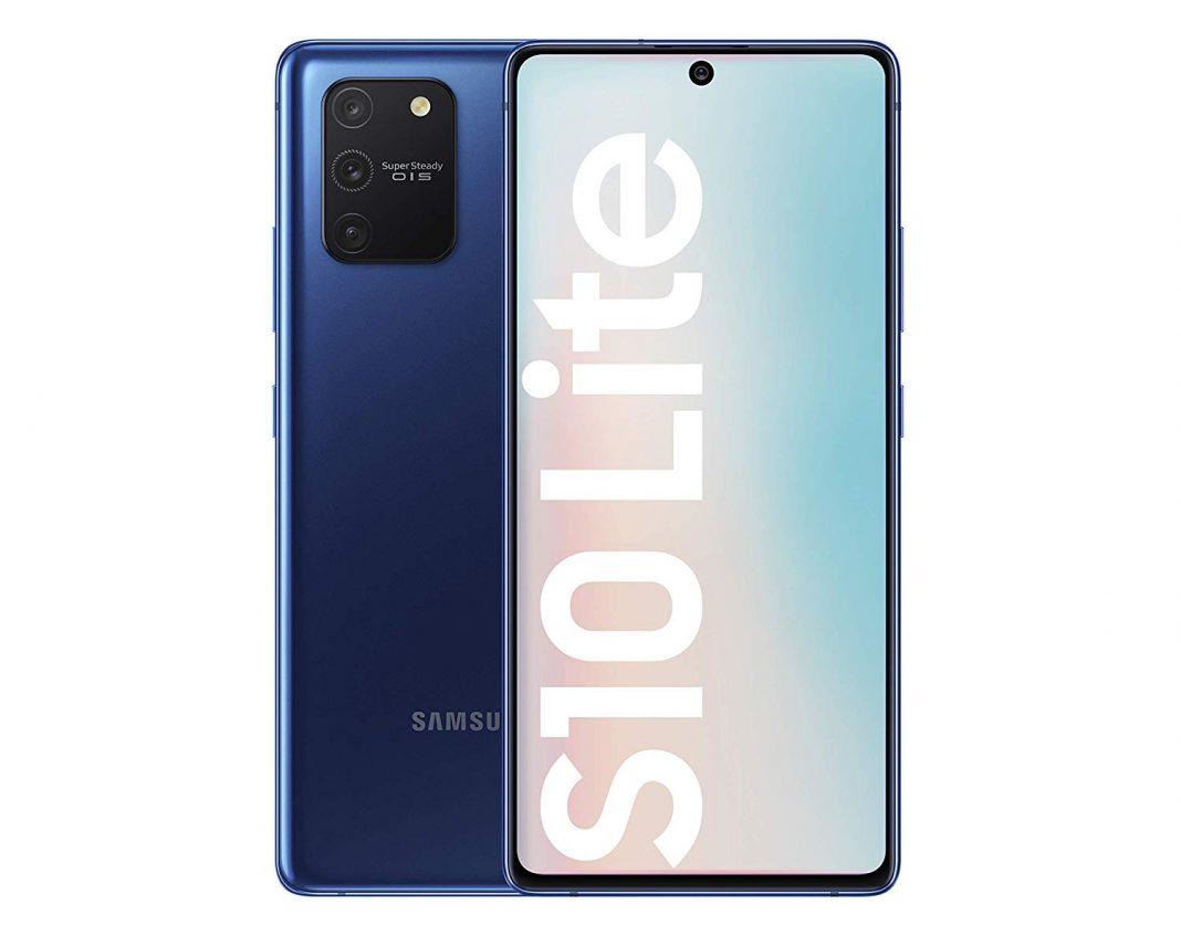 Samsung Galaxy S10 Lite ya disponible en España