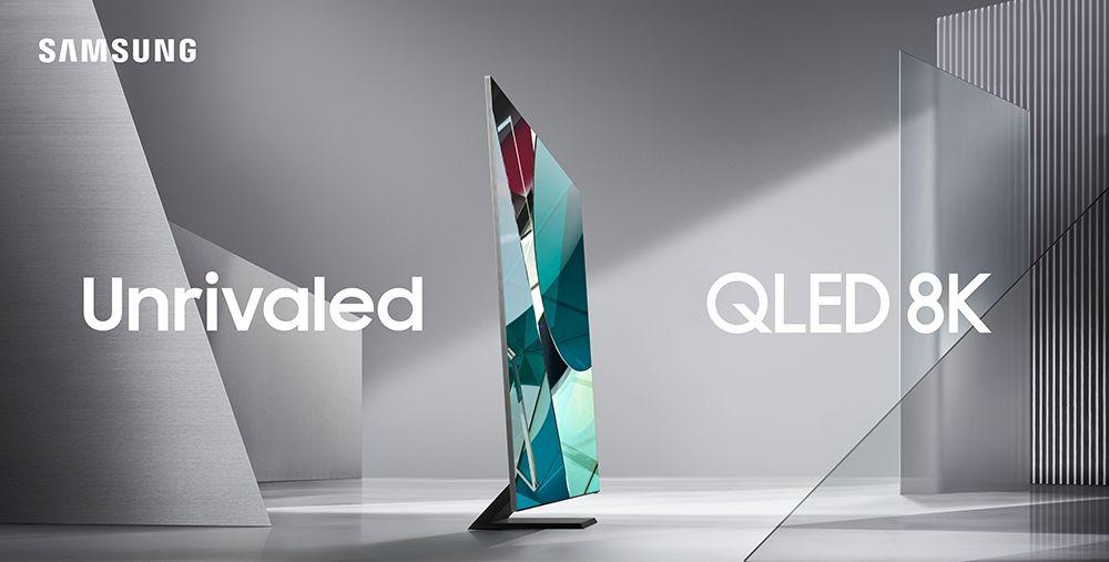 Samsung presenta la nueva gama de televisores QLED 8K