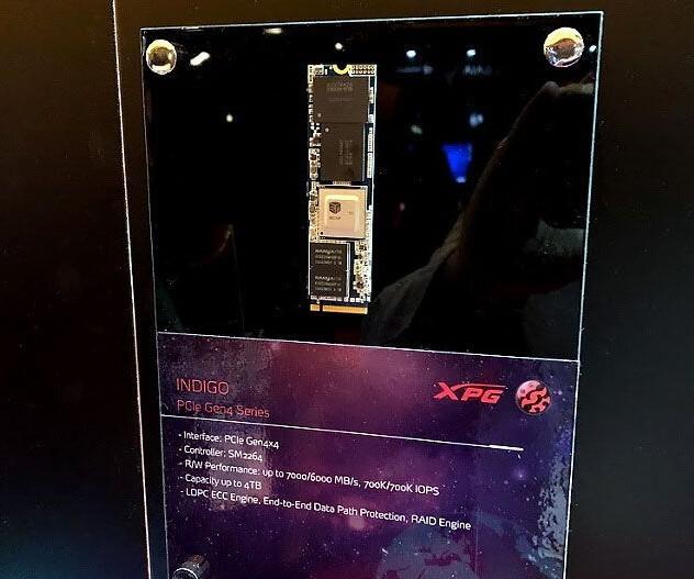 XPG presenta amplia gama de unidades de estado sólido PCIe Gen4