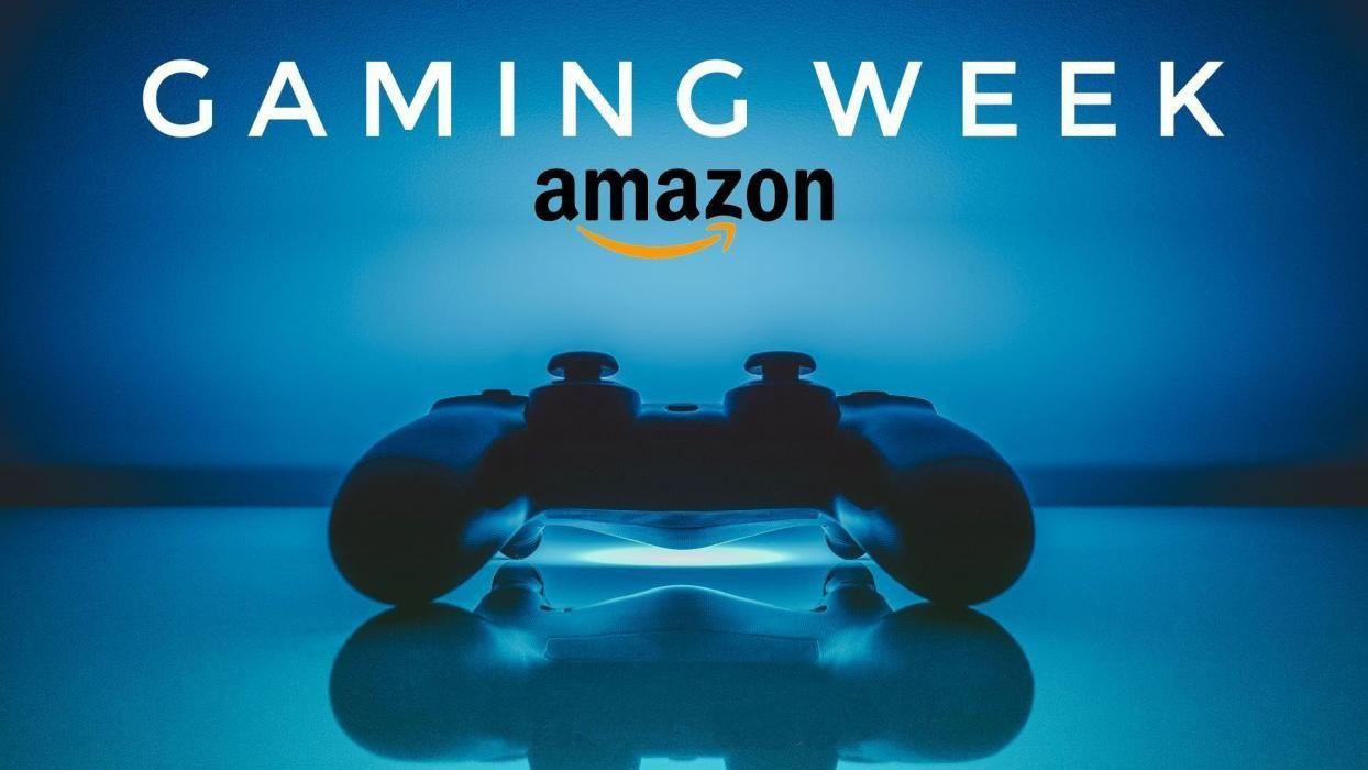Amazon Gaming Week Las mejores ofertas gamers