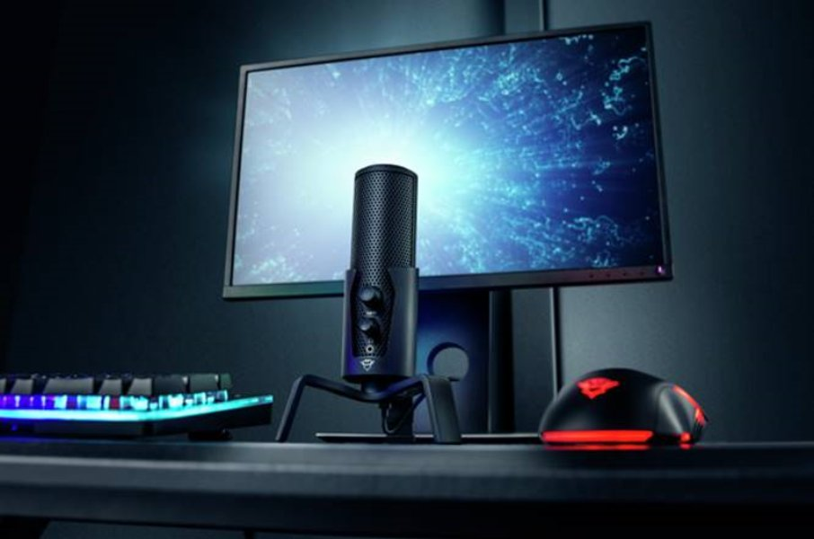 Fyru 4 en 1, el micrófono para streaming definitivo
