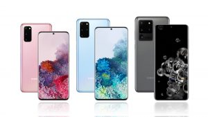 Samsung Galaxy S20, toda la familia con 5G ha llegado