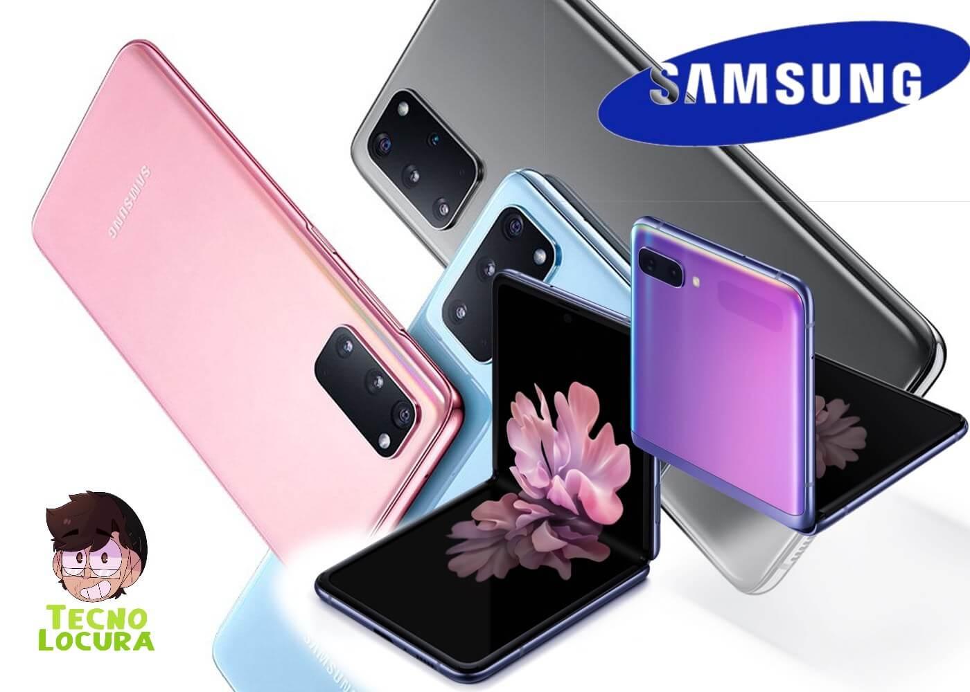 Galaxy S20 y Galaxy Z Flip pre-compra en España ya