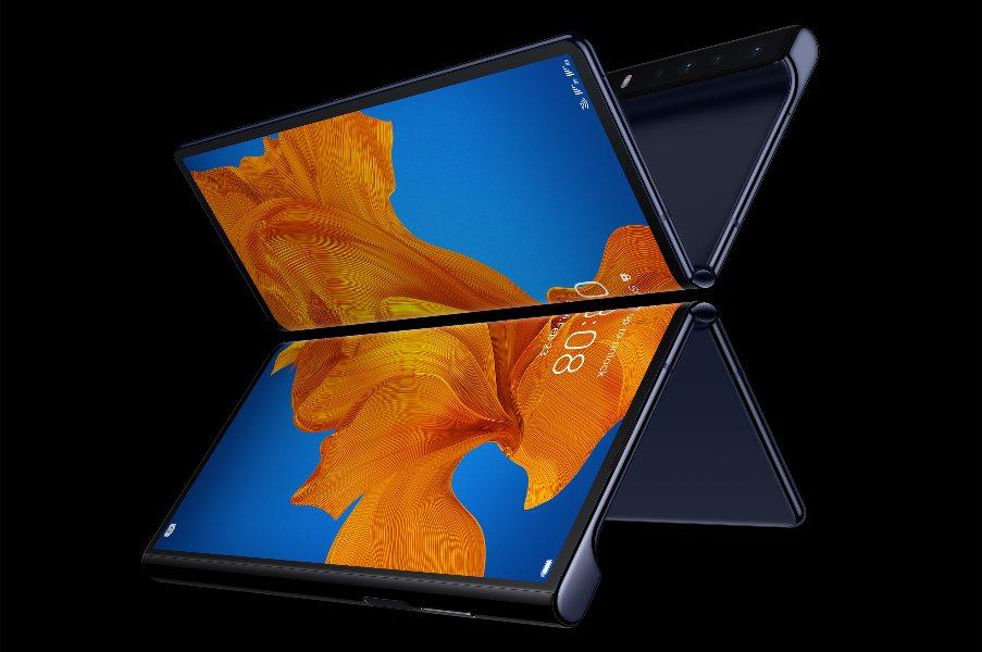 HUAWEI Mate Xs, el dispositivo plegable 5G más potente