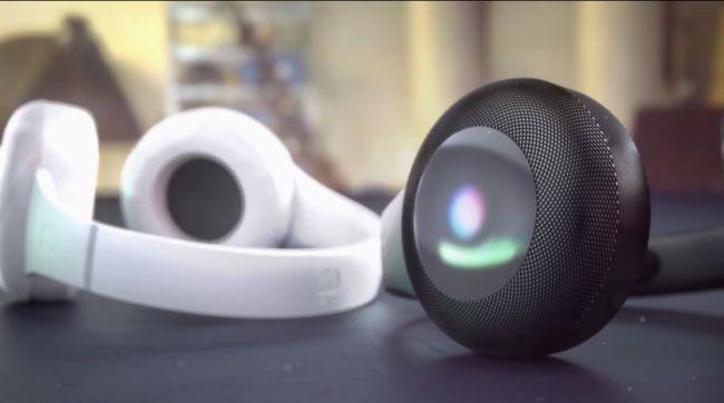 Los nuevos Apple Headphones podrían ser mini HomePods