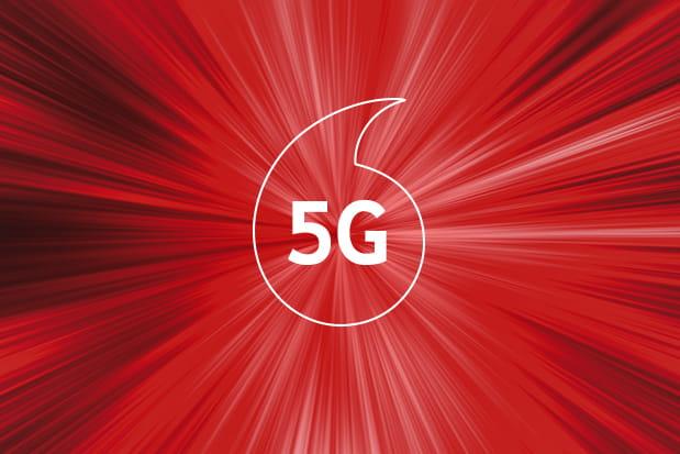 Vodafone crea la mayor plataforma de usuarios 5G