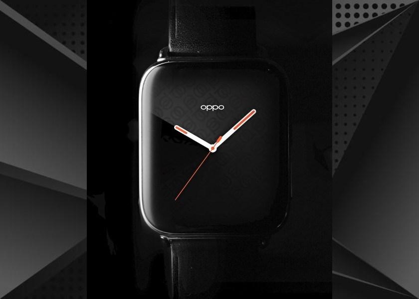 segunda imagen del smartwatch de Oppo - tecnolocura