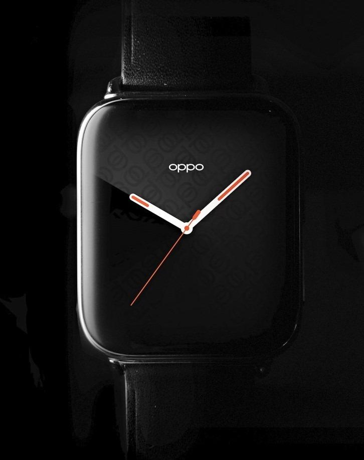 Aparece la segunda imagen del smartwatch de Oppo