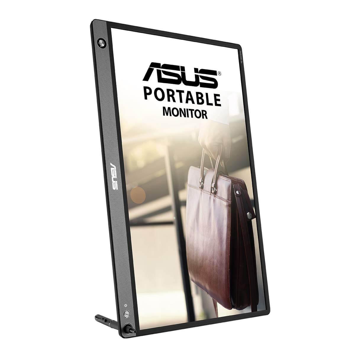 ASUS ZenScreen, los monitores portátiles más vendidos del mundo